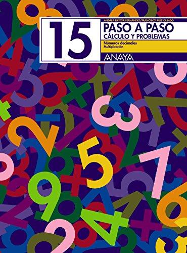 15. Números decimales. Multiplicación