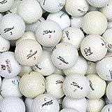 Second Chance Titleist 100 Assorted Model Lake Golf Balls Grade B