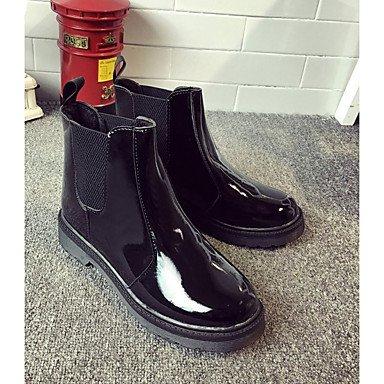 Men Flat Shoes, SOMESUN Trend di cuoio morbido traspirante di modo degli uomini che guida l'abito casuale sulle scarpe (42, bianca)