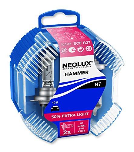 Scheinwerfer-Lampe Farbe