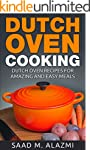 Dutch oven: Dutch Oven Recipes for Am...