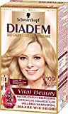Diadem Seiden-Color-Creme V100 Helles Goldblond Vital Beauty, 3er Pack (3 x 142 ml)