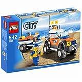 LEGO City 7737 - Geländewagen der Küstenwache mit Wasserjet - LEGO
