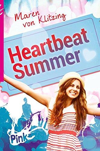 Buchseite und Rezensionen zu 'Heartbeat Summer' von Maren von Klitzing