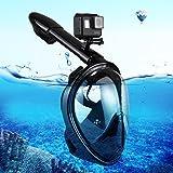 PULUZ Komplett SET Unterwasser Tauch Maske Schnorchel Ausrüstung Urlaub für GoPro HERO5 / 4 / 3+ / 3 / 2 / 1