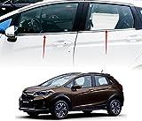 #9: Auto Pearl - Premium Quality Car Bottom Window Lower Garnish Frame Trim For - Honda WRV