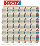tesa 64014 Klebeband Paketklebeband Packband 66m x 50mm (36 Rollen, Transparent)