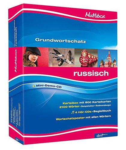 Multibox XXL Grundwortschatz Russisch Niveau A1+A2