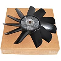 Britpart Defender TD5 Visqueux Fan Assembly. Part- Pgg5000340