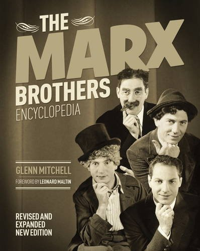 The Marx Brothers Encyclopedia Mitchell Brothers-filme
