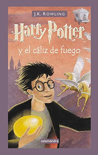 Harry Potter y el Caliz de Fuego: 4