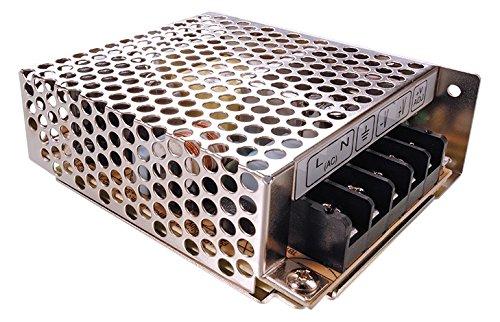 Meanwell fuente de alimentación, RS-35-12, tensión constante, 110-240 V, AC/50-60 hz, 12 V, DC, 0-3, 0 A, 35 W 872807