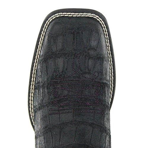 Botas Western Preto Roxo Senhoras Fig Quickdraw Botas Western De Black Boots Equitação 14171 Ariat qzZnOx7tw