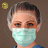 #6: McClub Disposable Elastic Face Mask - 100 Pieces