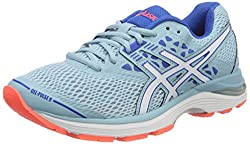 Asics Women's Gel-pulse 9 Running Shoes, Blue (Porcelain Bluewhitevictoria Blue 1401), 36 Eu (3.5 Uk)