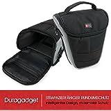 Gepolsterte Kameratasche der Marke DuraGadget für Nikon D7000 / Nikon D7100 Spiegelreflex-Kameras