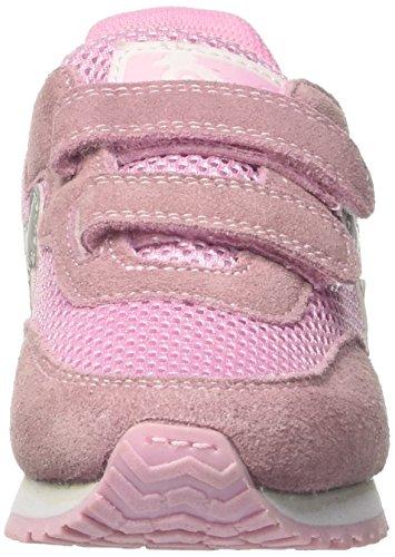 DrunknMunky Phoenix Thrill, Chaussures de Tennis fille Rosa (Light Pink)