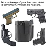 Best Concealed Carry Holsters - Gizmoway Ankle Holster for Concealed Carry with 2 Review