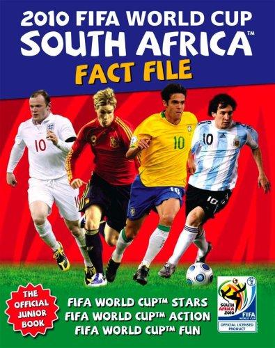 2010 FIFA World Cup South Africa Fact File por Gavin Newsham