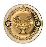 Rosenthal Versace Prestige Gala, Teller flach 10 cm