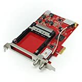 TBS 6910 DVB-S2 Doppel-Tuner, PCIe Satelliten-TV-Karte mit CI