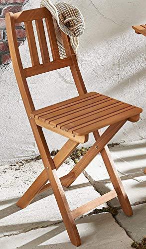 SAM® 3tlg. Balkon- Sitzgruppe - 4