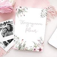 Trauzeuginnen-Planer (mit GRATIS Postkarte)   WILD FLOWERS