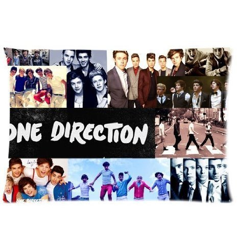 Creative Fashion 1D One Direction Taie d