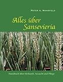 Alles über Sansevieria: Handbuch über Herkunft, Anzucht und Pflege
