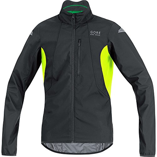 GORE BIKE WEAR Herren Fahrradjacke, Super Leicht, GORE WINDSTOPPER, ELEMENT WS AS Jacket