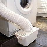 Kit de caja con tubo universales para secadora de condensación, compatible con todas las marcas