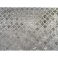 von Alpha-Tex 9.95/€//m/² PVC in grauer Blech-Optik grau L/änge: 600 cm, Breite: 400cm