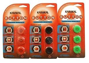 Karakal Button Damper Damp Mix Shock Absorber Vibration Review 2018