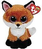 Ty TY36159 - Beanie Boo's - Peluche Slick Renard 15 cm