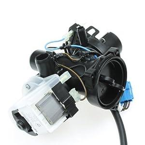 LG Washing Machine Genuine Drain Pump from LG