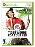 Tiger Woods PGA Tour 10 - XBOX 360 [Importversion: Nordamerika]