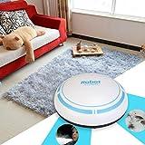 SET-SAIL Intelligenter Reinigungsroboter mit Hoher Reinigungsleistung und Intelligenter Navigation, Hoher Energieeffizienz-Staubsauger, Ideal für Tierliebhaber und Allergiker (Weiß)