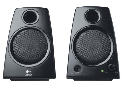 Logitech Z130 2.0 PC-Lautsprecher (5 Watt) schwarz