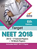 #5: Target NEET 2018 (2012-17 Solved Papers + 10 Mock Papers)