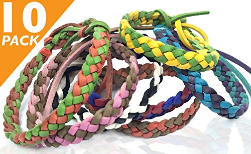 mosquito-repellent-premium-leather-bracelets-10-bracelets-10-multi-colours-insect-repellent-bands-pe