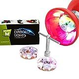 Diabolo LED Set mit 2 Stück LED  GRATIS online Diabolo Video - von Mister M