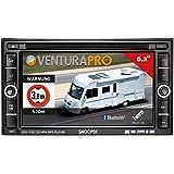 Snooper Ventura ProSound AVNS9020 Reisemobil-/Caravan- Navigationssystem
