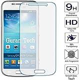 Guran® Protector de Pantalla Vidrio Cristal Templado Para Samsung Galaxy S4 Zoom Smartphone Film