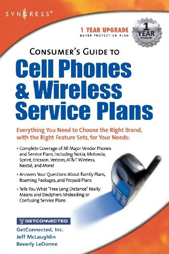 Consumer's Guide to Cell Phones & Wireless Service by GetConnected.com (Logo) (2001-12-15)