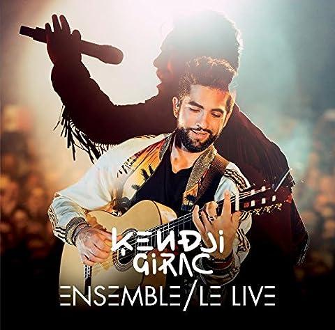 Ensemble, le Live (CD + Blu ray)