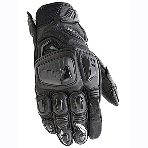 Claw Monster Motocross Riding Gloves Leather Cavalier Motorcycle Bike Gloves , l