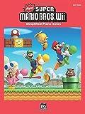 New Super Mario Bros. Wii: Simplified Piano Solos by Kondo, Koji, Fujii, Shiho, Nagamatsu, Ryo, Nagata, Kenta (2013) Sheet music