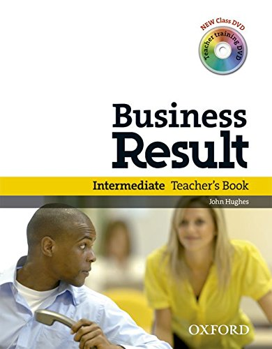 Business Result Intermediate. Teacher's Book and DVD Pack
