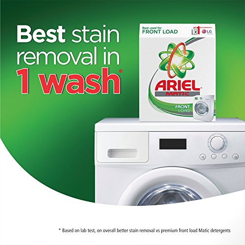 Which are the top 5 best washing machine detergents in India?   2019
