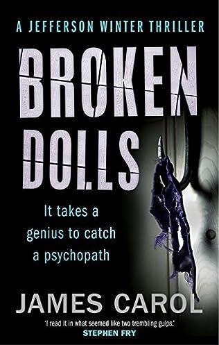 book cover of Broken Dolls